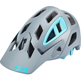 Leatt Brace DBX 3.0 All Mountain Fietshelm grijs